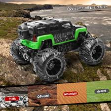 100 Mud Truck Pics RC Car Remond Control Off Road Monster Rock Crawlers 24G RC