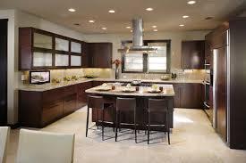 Open Plan Kitchen Contemporary