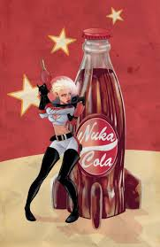 Nuka Cola Lava Lamp by Best 25 Fallout 4 Pinned Ideas On Pinterest Fallout Fallou 4