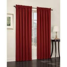 Thinsulate Insulating Curtain Liner Pair by Eclipse Thermaliner White Blackout Energy Saving Curtain Liners