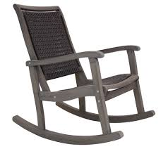 Gray Wash Eucalyptus & Driftwood Grey Wicker Rocking Chair — QVC.com Martha Stewart Living Charlottetown White Allweather Wicker Patio Upc 028776965538 Chairs Brown 7piece Set Lake Fniture Fresh Incredible Ding Mallorca Ii 7 All Weather The Best Indoor Rocking Washed Blue Replacement Outdoor Chair Metal 15 Awesome Pictures Mvfdesigncom 52 Home Design Shop Tortuga Portside With