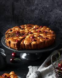 mandel kirsch kuchen mit bilder kaufen 13399284