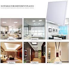 ce approval 600x600mm led panel light osaka 90lm w 4000k buy led