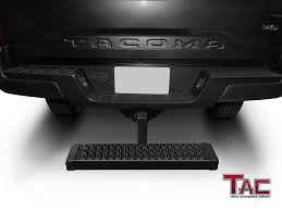 TAC TRUCK ACCESSORIES COMPANY TAC Aluminum Hitch Step Universal Fit ... 2019 Frontier Truck Accsories Parts Nissan Usa Apply For Texan Hitch Fancing In Conroe Tx Better Automotive 2 Bed Trailer Mount Extender 500 Lbs Step Cap World Pros Liners Houston 77075 Towing Sharptruckcom Best Resource Pertaing To Titan Equipment Plasticolor Storm Trooper Cover Spray On Bedliners Hitches Broil King Grill Adaptor Kit