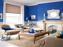 Prepossessing Sea Blue Living Room On Home Office Desk Decoration Ideas Designing Small Offices Designs