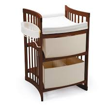 Babies R Us Dresser Changing Table by Amazon Com Stokke Care Changing Table Walnut Brown Baby