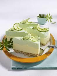 limetten philadelpia torte rezept lecker kuchen und