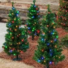 4ft Pink Pre Lit Christmas Tree by Extra Full Christmas Trees You U0027ll Love Wayfair