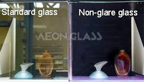 18mm 2mm Anti Reflective Glass