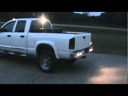 My truck strobes atomic leds e series hideaways
