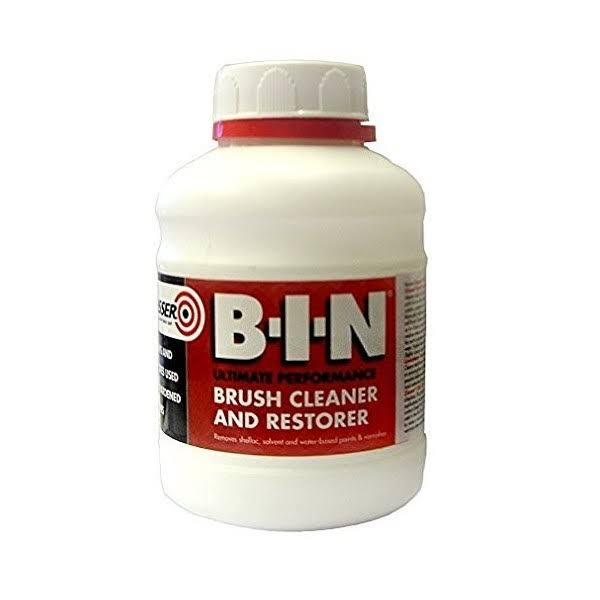 Zinsser B.I.N Brush Cleaner and Restorer - 500ml