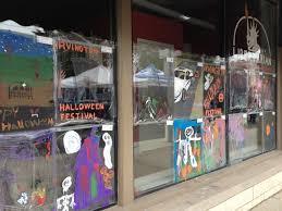 Irvington Halloween Festival Poster Contest by Headless Horseman During The Irvington Halloween Festival Parade