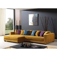 couleur canapé canape d angle couleur chocolat maison design hosnya com