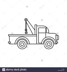 Car Towing Truck Icon, Outline Style Stock Vector Art & Illustration ... Fire Truck Outline 0 And Coloring Pages Clipart Line Drawing Pencil And In Color Truck Semi Rear View Drawing Peterbilt Coloring Page Icon Vector Isolated Delivery Stock Royalty Trailer Pages At 10 Mapleton Nurseries Template On White Free Printable Of Cars Trucks With Pickup Encode To Base64 Simple Icons Download Art Clipart Black Awesome At