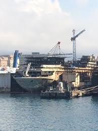Cruise Ship Sinking 2015 by A Current Look At And Inside The Dismantled Costa Concordia U2013 Gcaptain