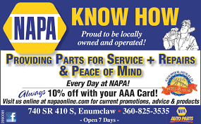 100 Napa Truck Parts Flyerboard Foothills NAPA Auto Car Guide 2018