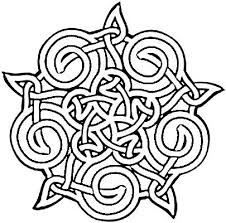 Celtic Mandala Tattoos For Pinterest Geometric Coloring PagesColoring Pages MandalaFlower