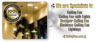 Bladeless Ceiling Fan With Light Singapore by Singapore Ceiling Fan Ceiling Fan With Light