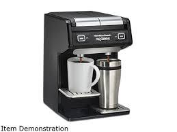 Hamilton Beach 49998 FlexBrew Dual Single Serve Coffee Maker