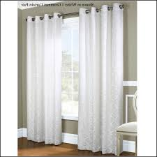 Target Blue Grommet Curtains by Black And White Curtains Blackout Black And White Curtains