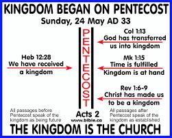 100 Col 1 Pretribulation Rapture The Kingdom Is The Church