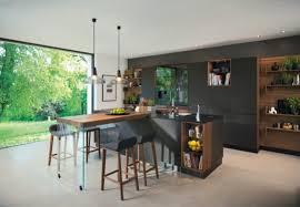 küchentresen bartheken ratgeber für küchen mit tresen