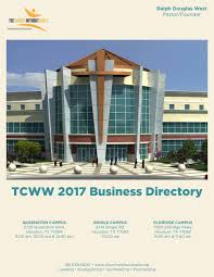 Dresser Rand Jobs Houston Tx by 2017 Tcww Business Directory By The Church Without Walls Issuu