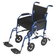 Transport Chair Or Wheelchair by Medline Combination Wheelchair Transport Chair Blue Target