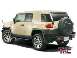 Amazon.com: TAC Side Steps For 2007-2014 Toyota FJ Cruiser SUV ...