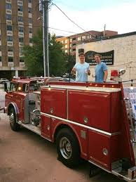 100 Fire Trucks Unlimited Axes Ales Party Tours Take Booze Cruise On Retrofitted Fire