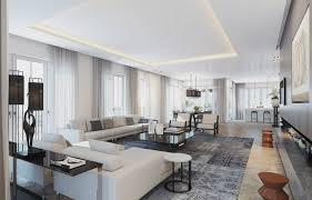 100 Penthouse Design Modern In Berlin By Ando Studio CAANdesign