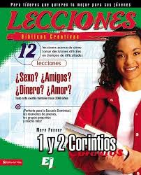 9780829735512 Lecciones Biblicas Creativas 1 Y 2 Corintios Spanish Edition