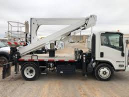 100 Boom Truck 2015 ISUZU NPR Oklahoma City OK 5005589898