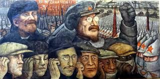 Jose Clemente Orozco Murales Revolucionarios by Blog De Arte Cotidiano Octubre 2012