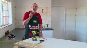 Bath Resurfacing Kit Bunnings by How To Install A Laminate Benchtop Bunnings Warehouse