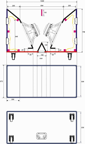 2x10 Bass Cabinet Plans by 13 Best Audio Bafle Subwoofer Images On Pinterest Factories