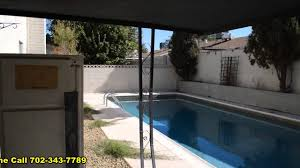 4 Bedroom Houses For Rent by 4 Bedroom House With In Ground Pool For Rent In Las Vegas Nevada