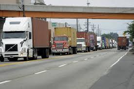 100 Tandem Trucking US Trucking Industry Wins Bid For Longer Tandem Trucks The Globe