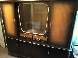 vintage wohnzimmer buffet schrank aus 50er esszimmer büffet