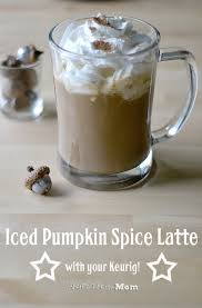 Pumpkin Spice Keurig Nutrition by Architecture Of A Mom September 2014