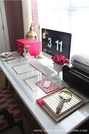 fice Desk Accessories at Home and Interior Design Ideas