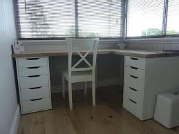 Ikea Corner Desk Instructions by Startling Ikea Corner Desk Ideas Borgsjo White U2013 Trumpdis Co