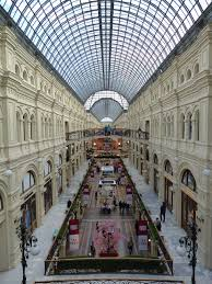 100 Architectural Masterpiece An Architectural Masterpiece GUM Shopping Mall Moscow