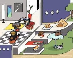 Rustic Modern Isnt My Favourite As You Can Easily Block Other Cats With Items Similar To The Original Zen Is Great I Have Never Had This Issue