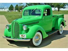 1938 Ford Pickup For Sale On ClassicCars.com 1938 Ford Custom Pickup Truck 90988 Restored 1931 Model A Ford Ice Cream Truck Now A Museum Piece 1937 Truck Wicked Hot Rods Pickup V8 85 Hp Black W Green Int For Sale 2068076 Hemmings Motor News Paint Chips Sale Classiccarscom Cc814567 Stored 50 Years To 1940 On S286 Houston 2013 38 Hood Chopped Hotrod Youtube