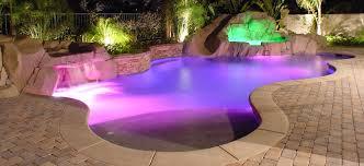 lighting best led color changing pool light amazing led color
