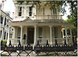New Orleans Homes and Neighborhoods  Garden District Homes