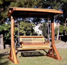 Free Standing Porch Swing Stand — Jbeedesigns Outdoor Free