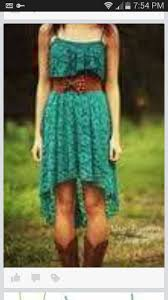 green country lace dress on the hunt
