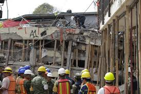 Dead Kennedys Halloween Meaning by Mexico Shocked By News Trapped In Rubble Didn U0027t Exist